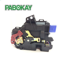 FOR SEAT IBIZA SKODA FABIA VW POLO CADDY FRONT LEFT DOOR LOCK MECHANISM 5J1837015 for seat ibiza skoda fabia vw polo caddy front left door lock mechanism 5j1837015