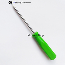 For Mac mini TR6 T6H Torx T6 Screwdriver with Hole , Security, Magnetic Repair for Disassemble Apple Mac Mini Late 2014, 50pcs