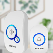 Smart Doorbell Welcome FUERS 433mhz Wireless-Distance Home M557 Long 150M 32-Songs
