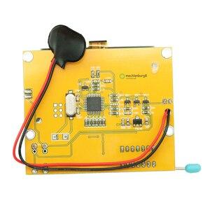 Image 4 - M328 LCR T4 Mega328 ESR מטר LCR LED טרנזיסטור בודק דיודות טריודה קיבוליות MOS PNP NPN 12864 תצוגת מודול