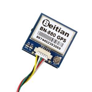 Beitian BN-880 BN880 Контроллер полета gps модуль двойной модуль компас с кабелем для самолета Multirotor FPV гоночный Дрон