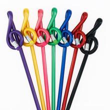 Музыкальный тройной карандаш многоцветной музыкальный карандаш для записок дизайнерское украшение карандаш школьные/Офисные канцелярские принадлежности подарок для музыкальный