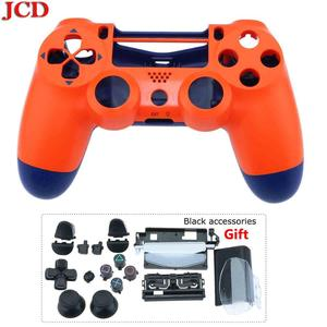 Image 2 - JCD جديد ل PS4 المراقب برو الإسكان شل غطاء حالة إصلاح طقم عصري لسوني بلاي ستيشن 4 برو استبدال ل JDM 040