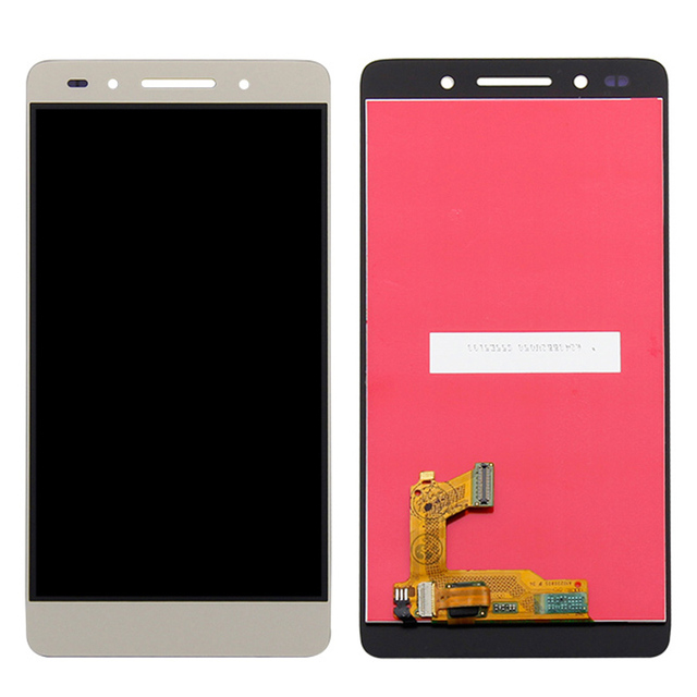 Per HuaWei Honor 7 LCD Touch Screen Con Telaio 5.2 Pollici PLK-TL01 PLK-L01 PLK-UL00 PLK-AL10 Display LCD Digitizer Assembly