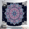 SEAAN Four Sizes Room Decoration Geometric Patterns Tapestry Home Decoration Accessories Polyester Tapestries 2