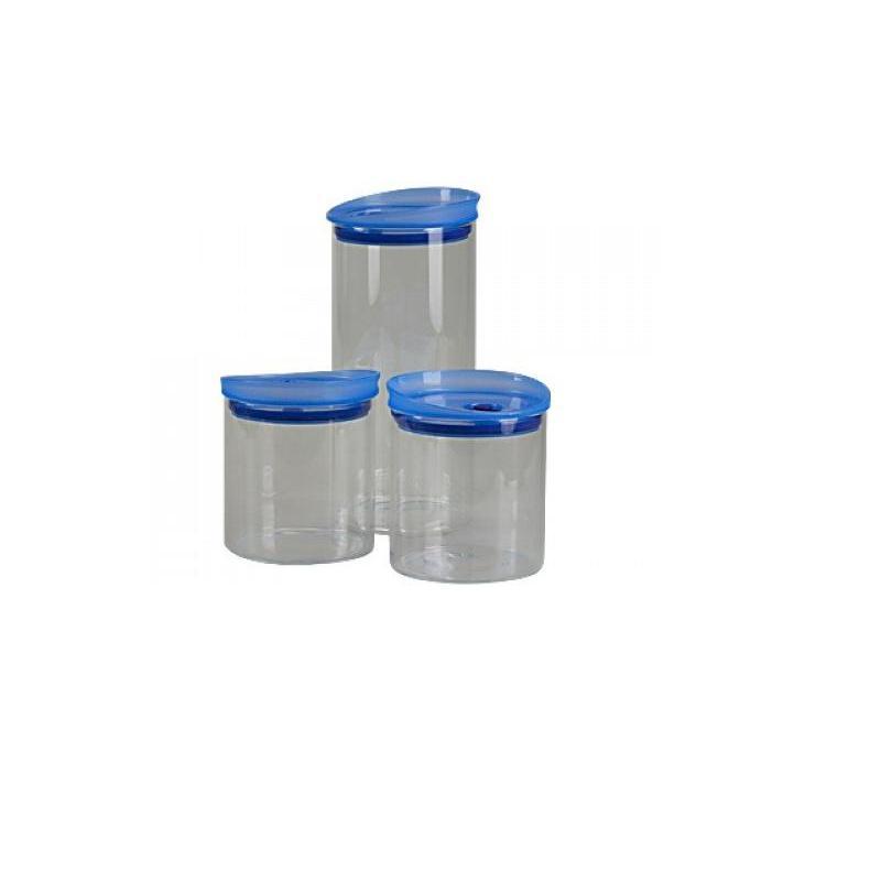 Набор банок для хранения ROSENBERG, 3 предмета цена 2017