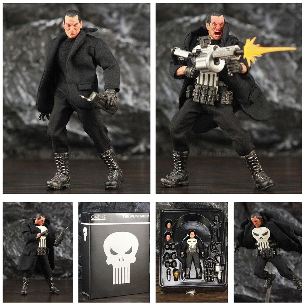 One:12 Marvel Punisher Frank Castle 6