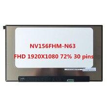 NV156FHM-N63 V8.0 for BOE screen NV156FHM N63 IPS LCD matrix for laptop 15.6