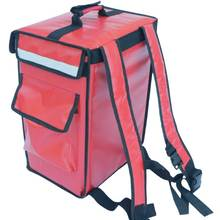 Bag Backpack Delivery Lunch-Bag Large Waterproof Insulated To Bicycle Send Rice Double-Shoulder