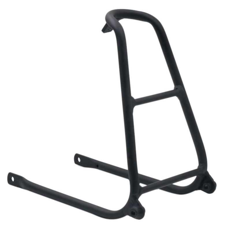 Dropship-Qประเภทด้านหลังสำหรับBromptonจักรยานอลูมิเนียม15กก.โหลดสูงสุดจักรยาน15*25*22ซม.2สี148G