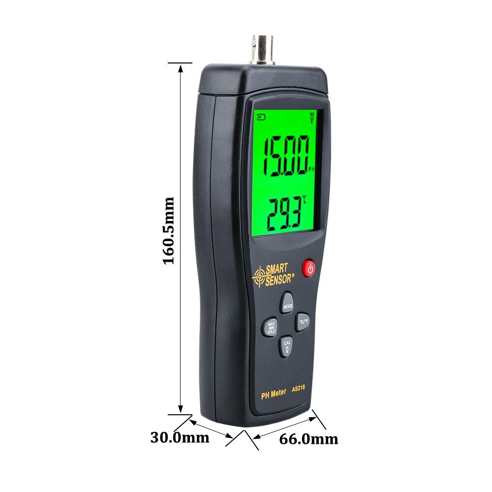 medidor de pH digital medidor de pH del suelo medidor de pH - Instrumentos de medición - foto 4