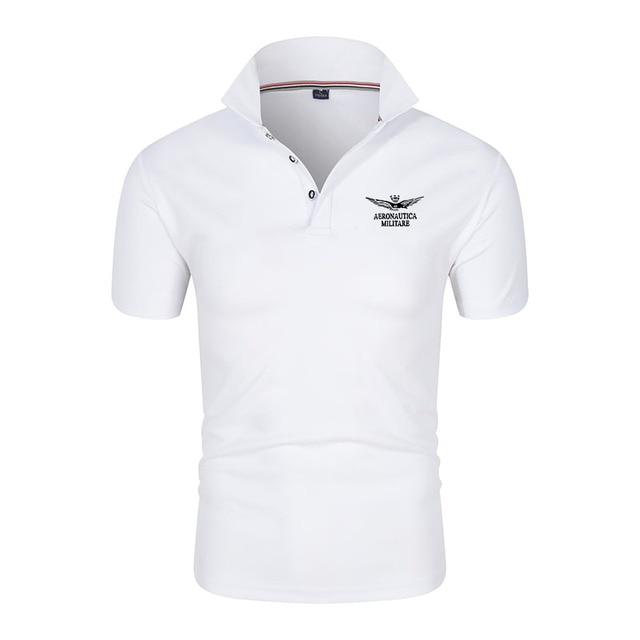 2021 Brand New Men's Polo Shirt High Quality Men's Cotton Short Sleeve Shirt Brand Clothing Summer Casual Fashion Polo Shirt Top
