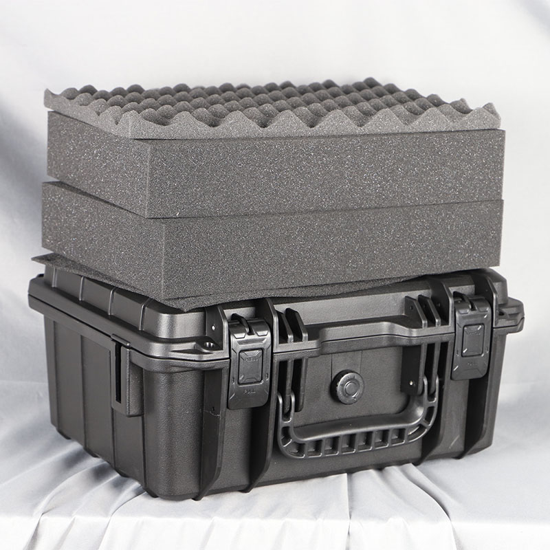 Size 350*250*160mm SunQian New Model SQ35T1 Plastic Waterproof Shockproof Tool Case Tool Box For Equipment