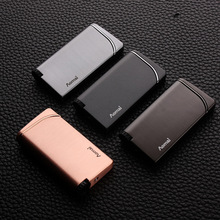 Mini Metal Torch Turbo Lighter gas Cigarettes Lighters Gas  Visible lighters smoking accessories