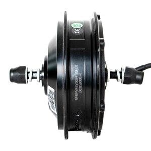 Image 2 - 48v 500w 8fun/bafang bpm brushless motor do cubo da bicicleta elétrica 8fang roda dianteira bicicleta motor frete grátis