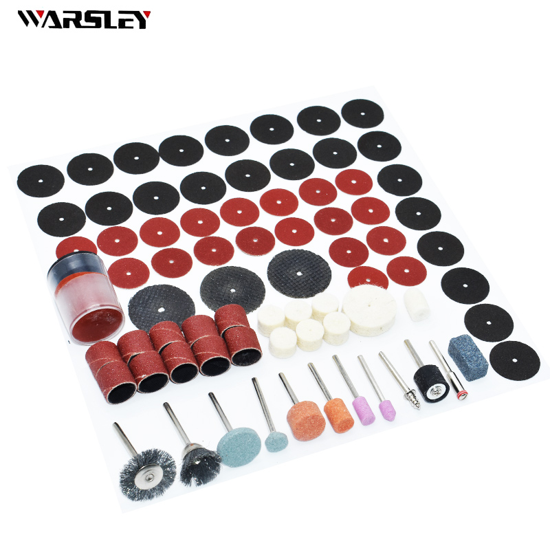 79 Engraving Machine Grinding Tool Accessories Dremel Rotary Tool Accessories Suitable for Dremel Bit Grinding and Polis