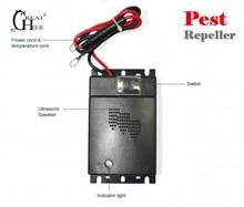 Greathouse carro montado ratos repeller rato rato unidade ultra sônica roedor repelente animal eletrônica veículo controle de pragas