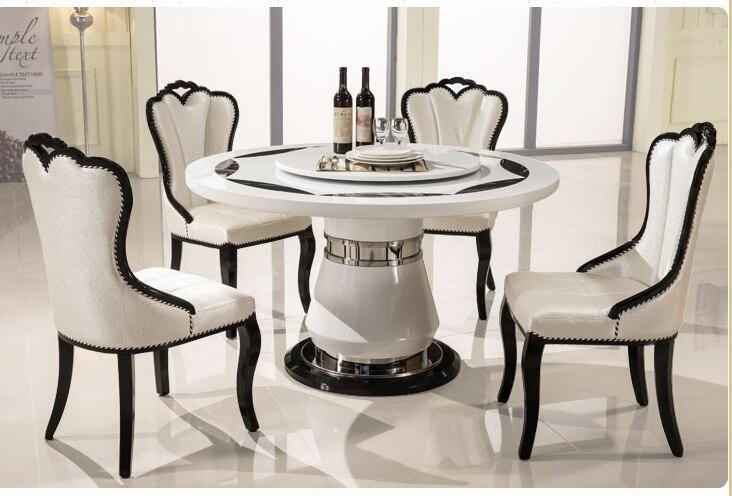 1x salle à manger chaise chaise de cuisine Coussin De Chaise Salon Chaise bh230hgr-1