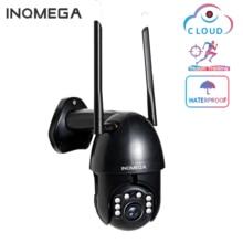 INQMEGA WiFi 1080P IP מצלמה אלחוטי אוטומטי מעקב PTZ מהירות כיפת מצלמה חיצוני טלוויזיה במעגל סגור אבטחת מעקב עמיד למים מצלמה