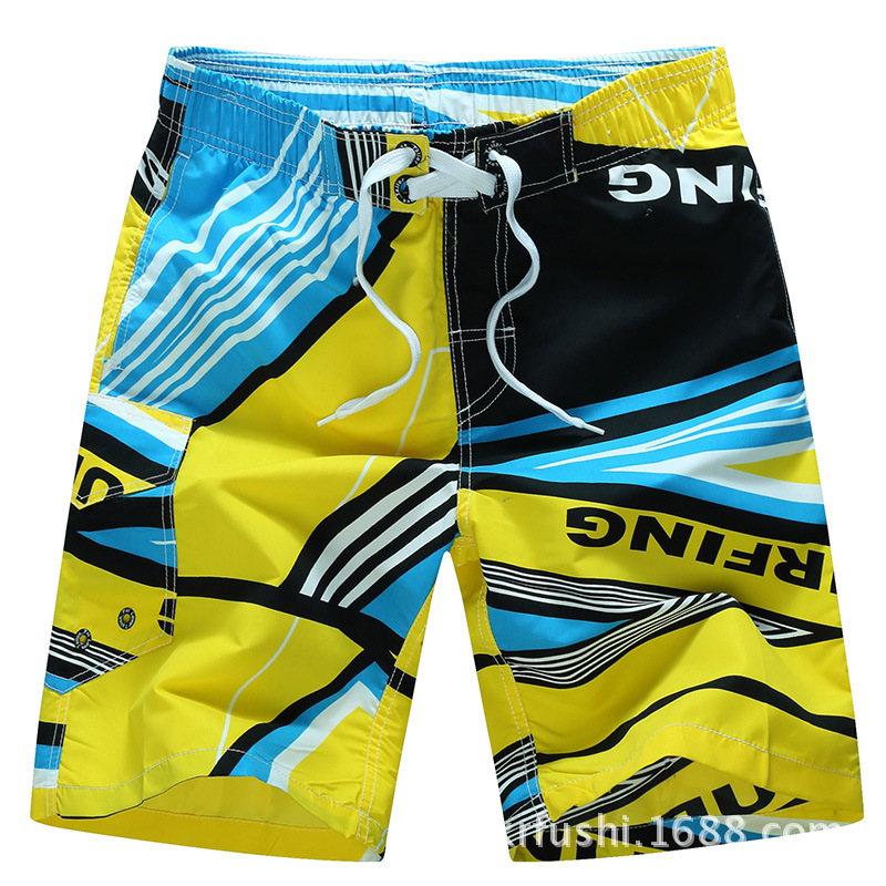 Customizable Days Pullen Genuine Product Beach Shorts Men's Beach Boardshort Sports Shorts Casual Shorts