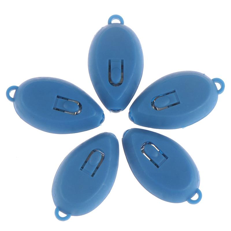 5pcs Mini UV Keychain LED Key Ring Flash Flashlight Torch Anti Blue Light Test Lamp