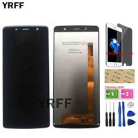 Phone LCD Display For Leagoo Power 5 LCD Display Touch Screen Sensor Front Glass Accessories Tools Protector Film