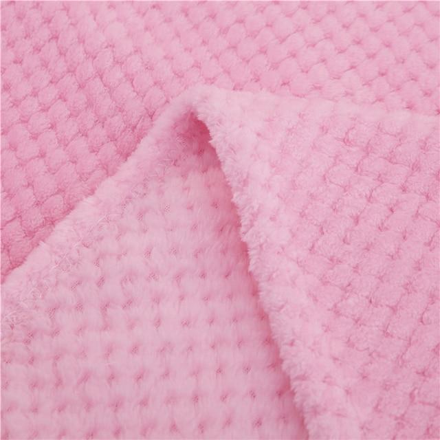 Flannel Blanket for Bed 6