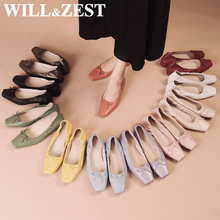 Cute Shoes Pumps Pole-Dance-Shoes Kawaii-Ballet-Strip Woman Heels Low-Heeled Blue Yellow