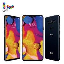 Entsperrt LG V40 ThinQ V409N V409UA V405EBW Handy Octa Core 6.4