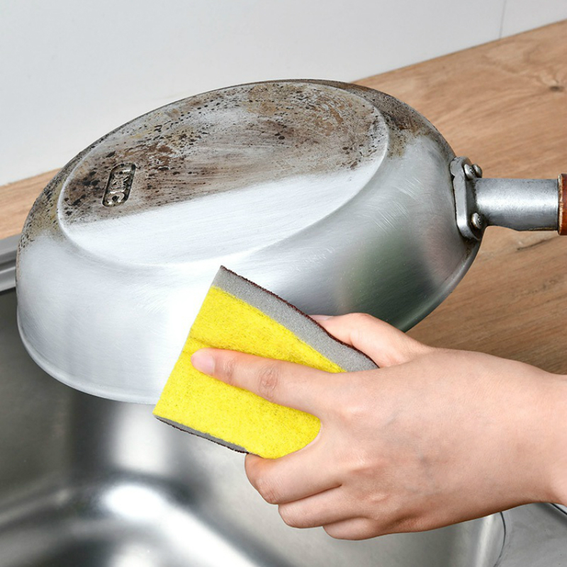 Japan Magic Sponge Eraser Kitchen Cleaning Brush Nano Emery Sponges for Removing Rust Home Bathroom Supplies Clean Tools