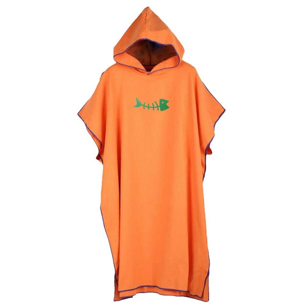 Nieuwe Mode 2020 Volwassen Badhanddoek Hooded Hoodies Sweatshirts Strand Handdoeken Poncho Badjas Vrouwen Man Oversized Body Douche Hoody