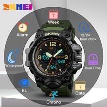 SKMEI Digital Wristwatches Men Sports Watches Chrono Countdown Waterpro