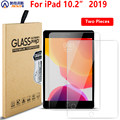 Закаленное стекло для iPad 10 2 2019 Защитная пленка для экрана для Apple iPad 7 7го поколения A2200 A2198 A2232 Защитная пленка для планшета