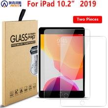 Закаленное стекло для ipad 102 2019 Защита экрана apple 7 го