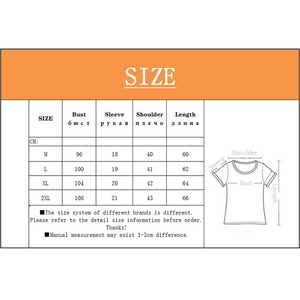 Image 5 - Summer Fashion Womens T Shirt Short Sleeved Cotton Shirt 2020 New O Neck Pattern Casual Loose Large Size Female T Shirt