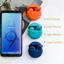 Levana tws fone de ouvido sem fio mini bluetooth 5.0 fones esportes fone e caixa carregamento para xiaomi todos os smartphones pro6