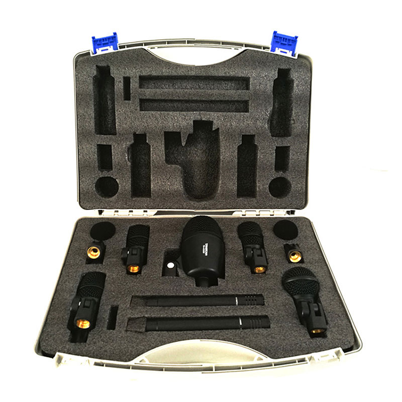 Takstar DMS-7AS Wired Microphone Mic Kit For Drum Professional Drum Accessories