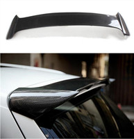 High Quality CARBON FIBER REAR WING TRUNK LIP SPOILER FOR AUDI Q5 2009 2010 2011 2012 2013 2014 2015 2016 2017 BY EMS