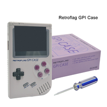 Original Retroflag Gpi case Raspberry Pi compatible with Raspberry Pi Zero w game console