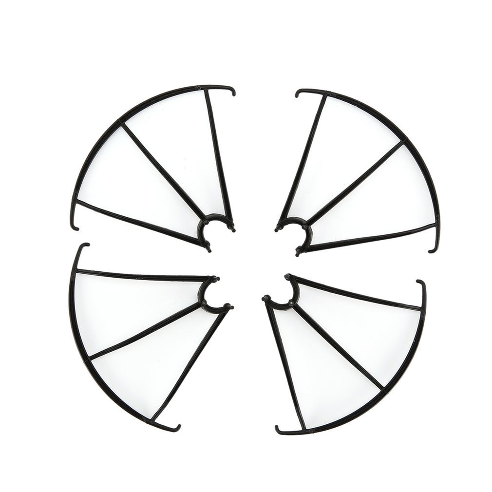 2Pairs Propeller Blade Prop Protection Cover Propellers Protective Guard Protector Spare Parts For Syma X5C RC Drone