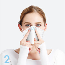 10pc s/ 20Pcs N95 Masks Reusable Masque Anti Coronavirus Virus Mask ffp2 mouth caps KN95 Masks Each With Independent package