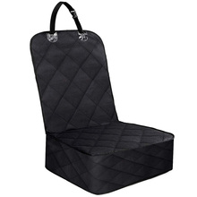 CAWAYI KENNEL Pet Carriers Front Seat Cover For Cars With Anchor Waterproof Dog Car Carrying for small dogs PS6892