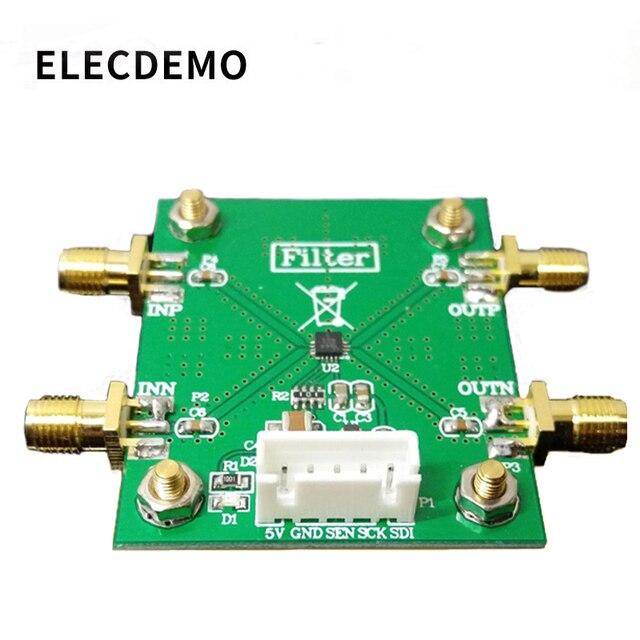 HMC1044LP3E לתכנות הרמוני נמוך לעבור סינון מודול 1 ~ 3GHz RF מסנן מסנן הרמוני