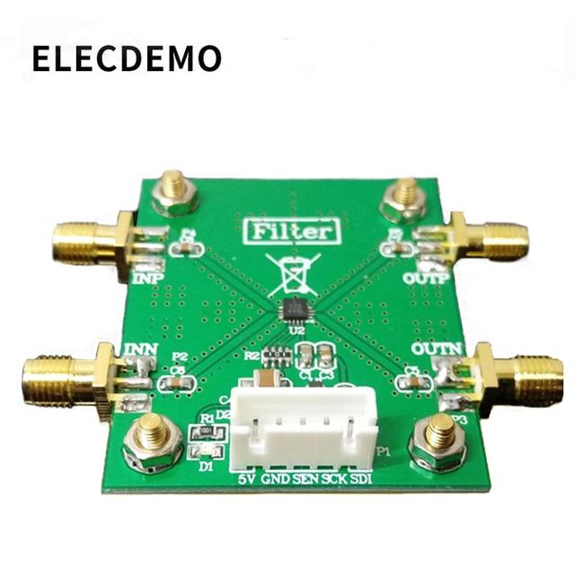 HMC1044LP3E Programmierbare Harmonische Low Pass Filter Modul 1 ~ 3GHz RF Filter Harmonische Filter