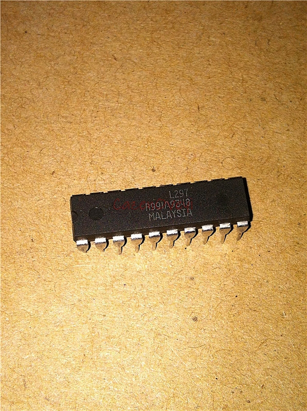 4pcs/lot L297 DIP20 L297N DIP 297N DIP-20 New And Original IC In Stock