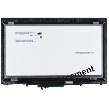 """For Lenovo Thinkpad X1 Yoga 1st Gen LCD Touch Screen Digitizer Glass Assembly with Frame 14"""" FHD 1080P"""