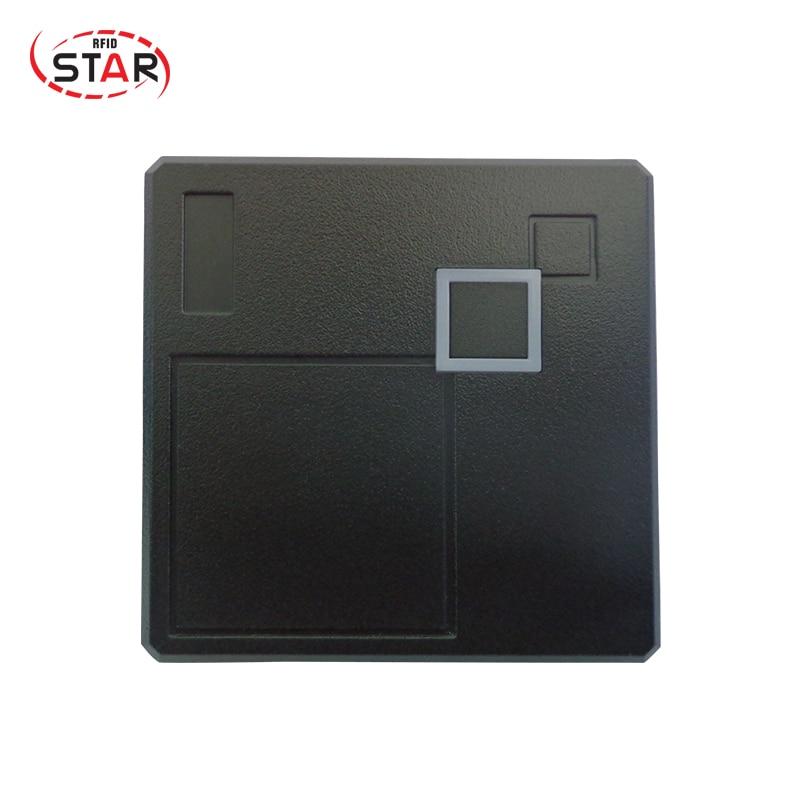 Горячая продажа 125 кГц 13,56 МГц Id Ic RFID считыватель карт писатель для системы контроля доступа с интерфейсом Weigand