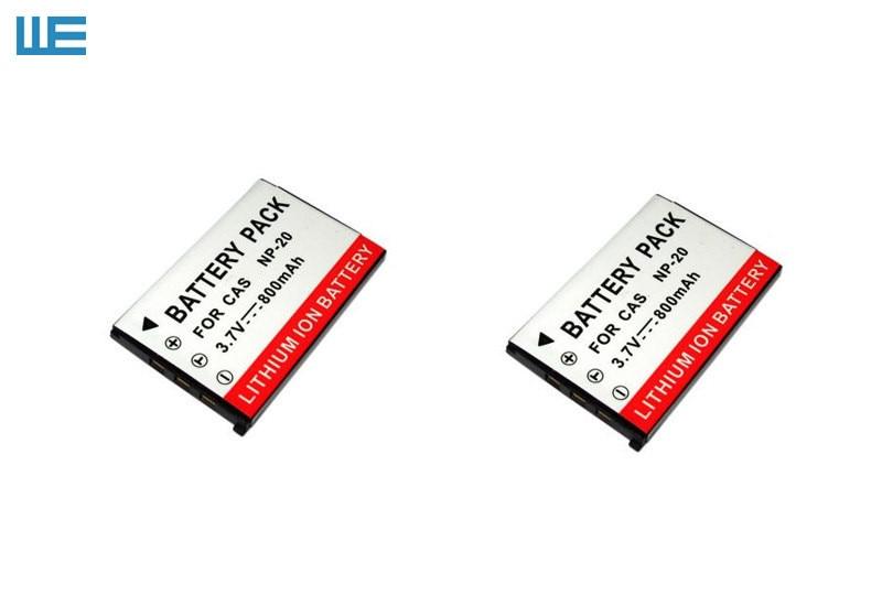 NP-20 CNP-20 CNP 20 CNP20 Батарея для объектива с оптическими зумом Casio Exilim EX-Z3 EX-Z4 EX-Z5 EX-Z6 EX-Z7 EX-Z8 EX-Z11 EX-Z60 EX-Z65 EX-Z70 - Цвет: Черный