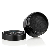 Natural Tooth Whitening Powder Teeth Stain Remover Activated Charcoal Powder Professioanl Organic Teeth Whitener Oral Care Tool