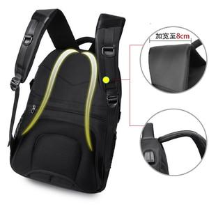 Image 2 - Мужской многофункциональный рюкзак VORMOR, модная водонепроницаемая сумка для ноутбука 15,6 дюйма с usb зарядкой, школьная дорожная сумка, 2020